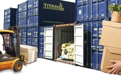 Benefits of Shipping Container