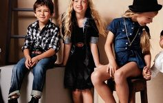 Kids Fashion trends in vogue