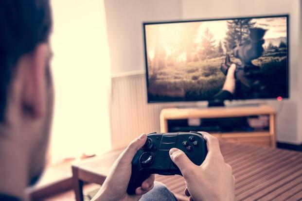 Online gaming takes
