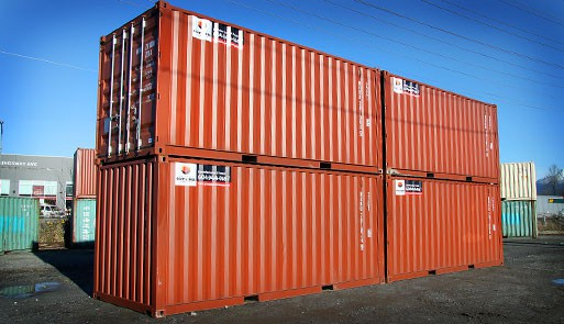 sells shipping containers