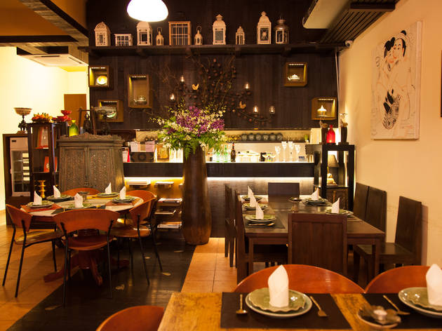 Thai Restaurant Hong Kong