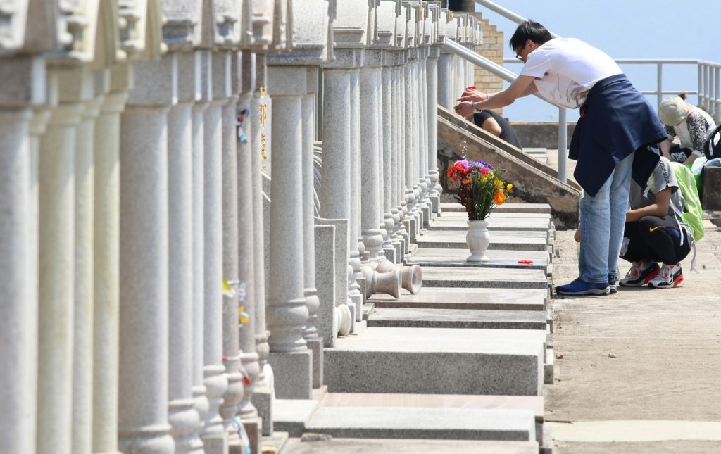 cremation urns hong kong