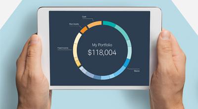 investment portfolio builder