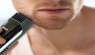 Men And Their After-Shave Zits