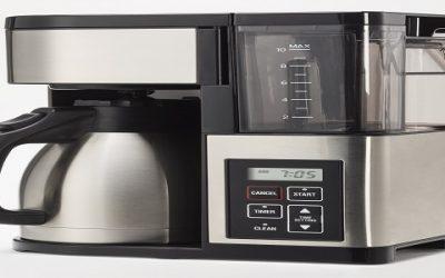 Highly-efficient espresso machine