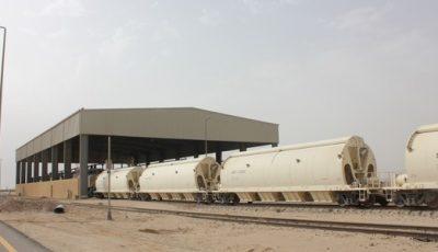 railroad yard air systems